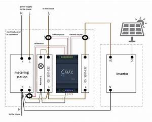 Wiring Diagram Of A Solar Power Station    Main    Smart