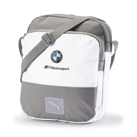 Also set sale alerts and shop exclusive offers only on shopstyle. PUMA Bmw M Motorsport Large Portable Bag in Gray for Men - Lyst