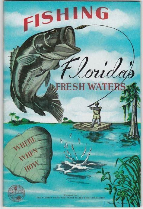 fishing brittney florida books 1956 guide novicesguidetofishing3 waters fresh fishingfundudes