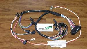 Console Wiring Harness Made In Usa 68