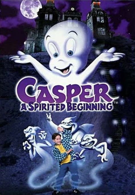 casper  spirited beginning