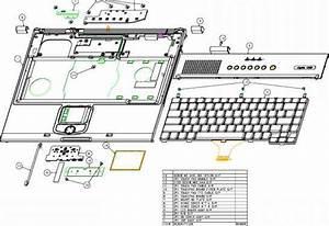 Module - Acer Aspire 1350