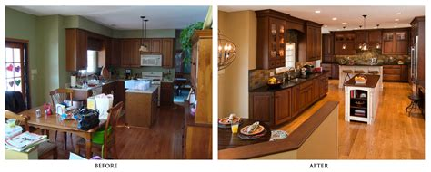 before and after home remodel before and after home remodel best kitchen decoration