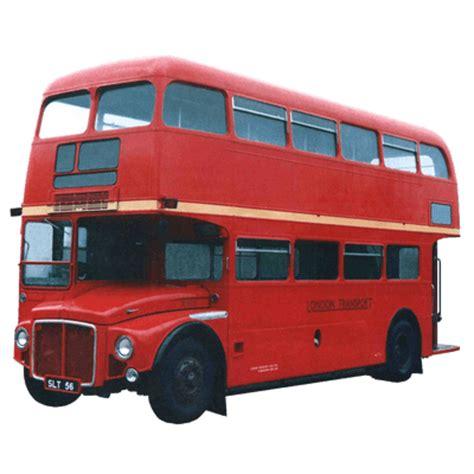 double decker  london bus transparent png stickpng