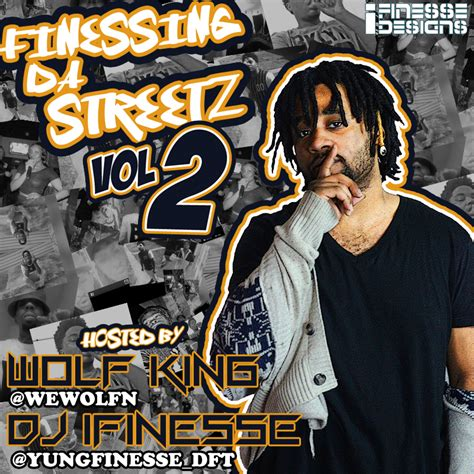 Various Artists  Finessing Da Streetz Vol2 Hosted By Dj