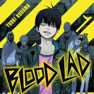 blood lad vampire comedy manga ends  september news
