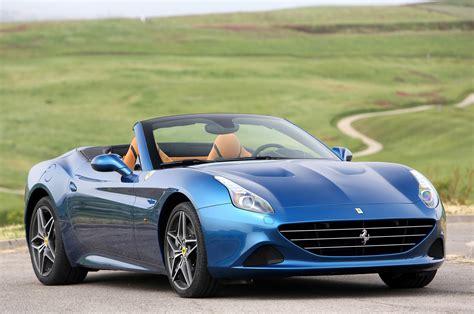 2015 ferrari california t convertible view photos grigio silverstone metallic. Ferrari California T 2015 -- Specifications, Price and Release