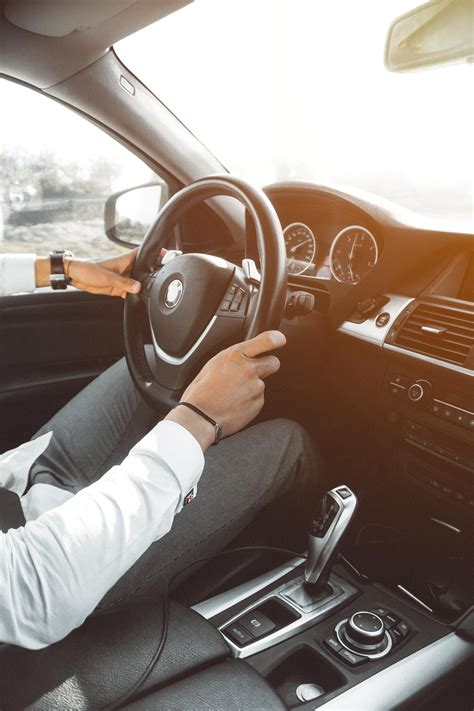 car interior air conditioner  stock photo