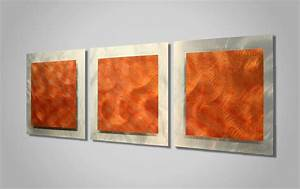 Wall art designs orange essentials