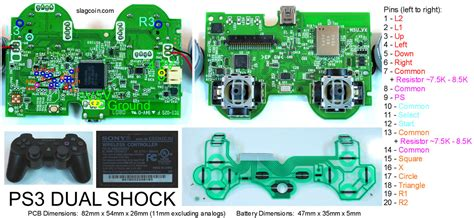 Xbox Controller Usb Wiring Diagram