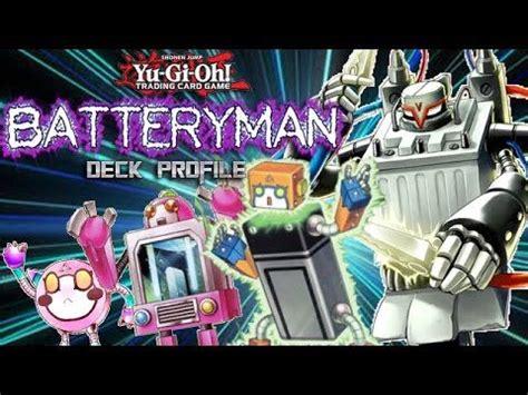 Batteryman Deck List 2017 by Batteryman Deck March 2017 Tcg Format Ygo Amino