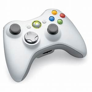 Microsoft Official Xbox 360 Video Game Console Wireless