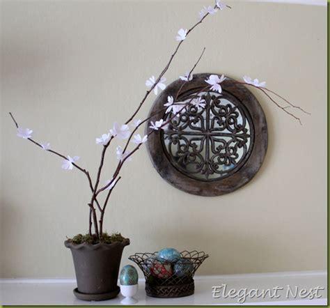 Elegant Nest Diy Cherry Blossom…