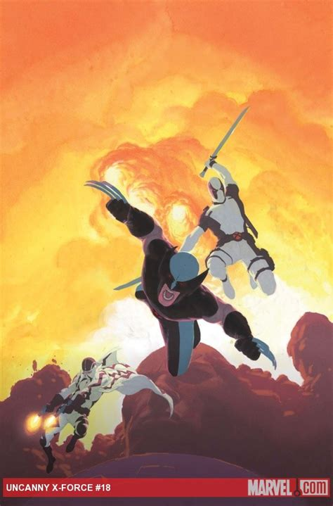 review remender rocks uncanny  force  whatcha