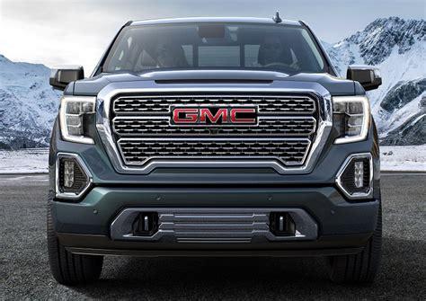 Gm Unveils The 2019 Gmc Sierra Denali, Its Most Luxurious
