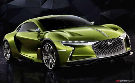 DS E-Tense Electric Concept Car Unveiled Ahead of Geneva ...