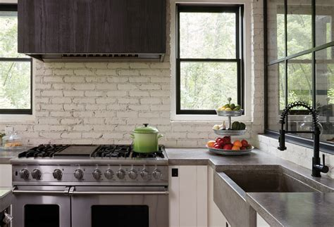 Farmhouse Kitchen Countertops by Get The Look Modern Farmhouse Kitchen Atlanta Magazine