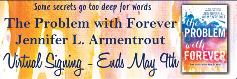 the problem with forever virtual signing deity island a l armentrout fansite