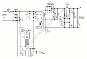 what is smps switched mode power supply types of smps With adapter circuit