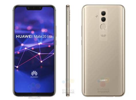 Sajtóképen A Huawei Mate 20 Lite Napidroid