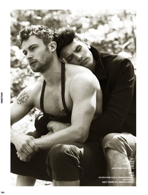 Mariano Vivanco Captures a Love Triangle for Dsection #4 ...
