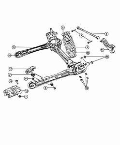 Chrysler Town  U0026 Country Shock Absorber Kit  Suspension
