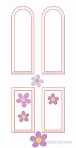 """""""Monster's Inc Boo's Door Design"""" Stickers by"""