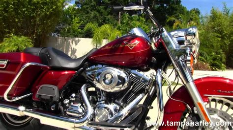 Used 2010 Harley Davidson Flhr Road King For Sale