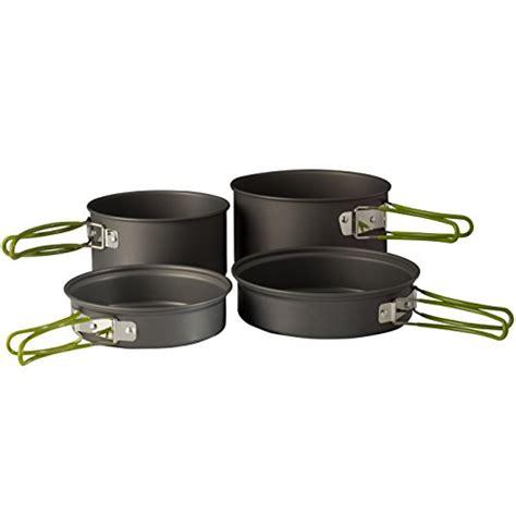camping backpacking cookware lightweight compact kit pots mess outdoor utensils piece equipment wealers cooking pot gear hiking carry pan mesh