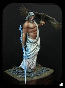 Zeus God Of Gods By Zabalukas U0026quotzabaartu0026quot U00b7 Puttyu0026paint