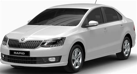 Skoda Rapid Facelift Price, Mileage, Review, Images, Specs