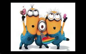 Happy Birthday Minions Style