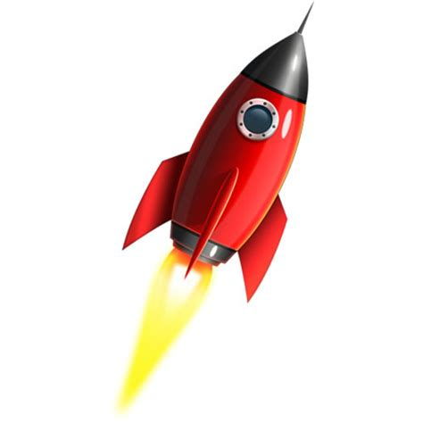 Outer Space Background Images Rocket Ship Psd And Png Icon