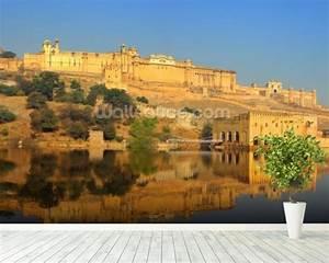 Jaipur Fort Wallpaper Wall Mural