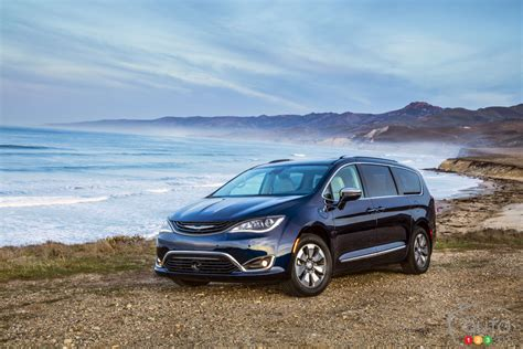 The Chrysler Pacifica Hybrid Even More Fuel-efficient Than