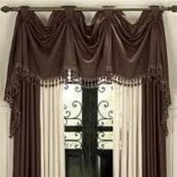 jc penney curtains chris madden chris madden mystique victory or pieced pleat valances
