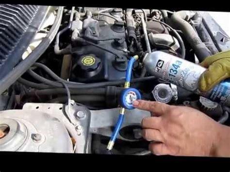 put refrigerant   car youtube