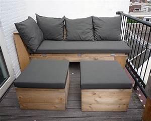 Balkon Bank Klein : balkon meubels op pinterest modern plafondontwerp en ~ Michelbontemps.com Haus und Dekorationen