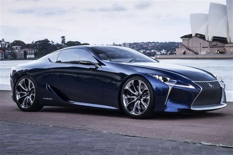 lexus lf lc lexus lf lc concept to be put into production