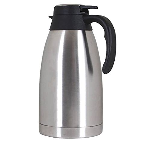 Basically, without a pro coffee carafe it would be tough to serve your favorite beverage. Top 15 Best Coffee Thermos 2019