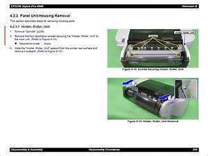 Epson Stylus Pro 4000 Service Manual