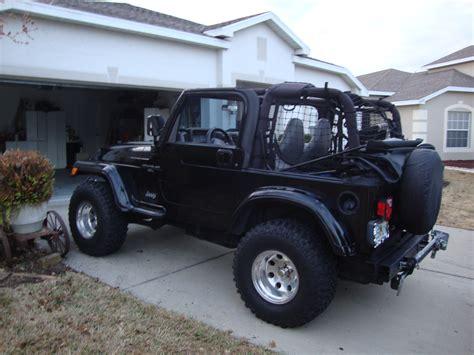 Jeep Wrangler Modification by Carpu69 1998 Jeep Wrangler Specs Photos Modification