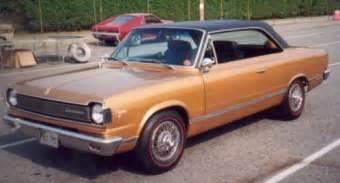 Rambler Automobile Blog : 1967 Rambler Rogue, 343 V8