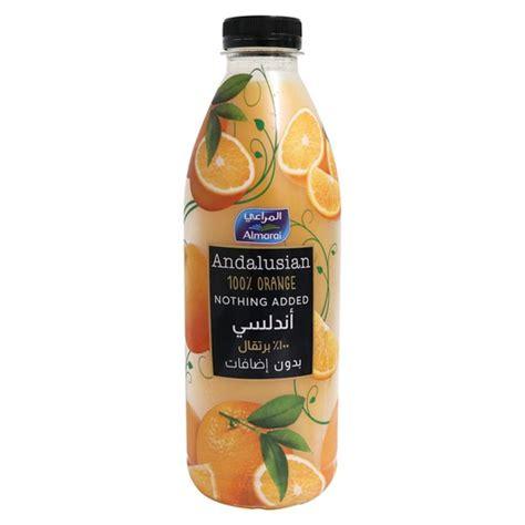 almarai andalusian orange 1litre juice