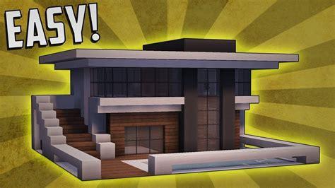 Moderne Häuser Minecraft by Minecraft Tutorial Modernes Haus Bauen Ideen Rund Ums Haus
