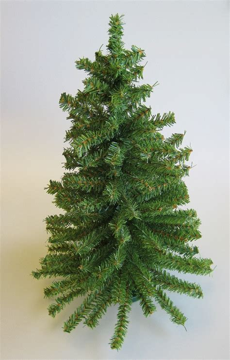 miniature canadian pine tree at hooked on ornaments