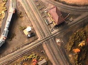 The Burlington Northern Santa Fe Model Railroad Layout