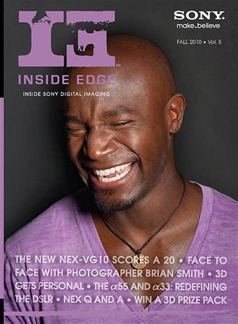 Inside Edge Magazine Profiles Art & Soul Portrait