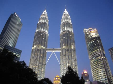 Tips From The Top Floor by Top 10 Facts About The Petronas Towers Man Vs World