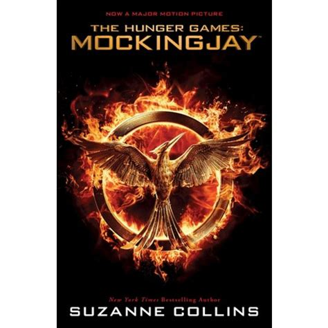 mockingjay the book of the hunger target
